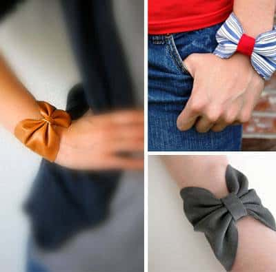 DIY Bow Bracelet To Go With Any Outfit