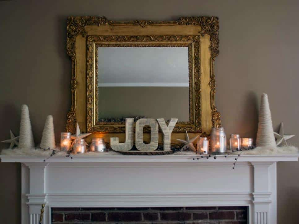How To Decorate Your Home For the Holidays... Vintage Style
