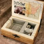 Turn An Old Book Into A Keep-Sake Box