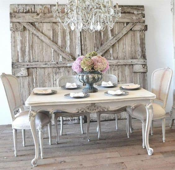 How To Whitewash Your Vintage Finds For A French Country Look