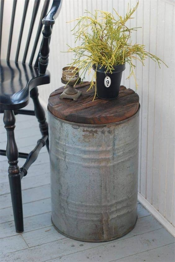 Tin Bucket Love: 5 DIY Ideas