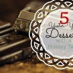 5 Yesteryear Desserts with a Holiday Twist