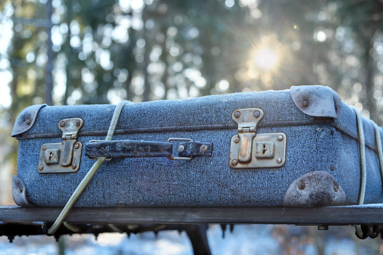 Vintage Luggage: Yes or No?