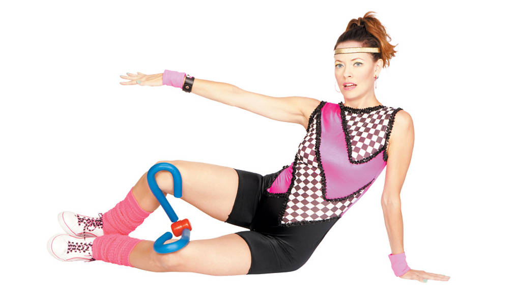 Hilarious Thrift Shop Workout Equipment You've got to Get!