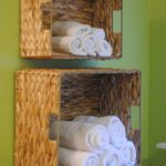 Basket Towel Holders: How to Make One Yourself