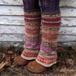 Make Legwarmers from a Sweater: Super Easy No-Sew Project