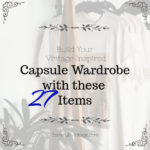 Build Your Vintage Inspired Capsule Wardrobe With These 27 Items