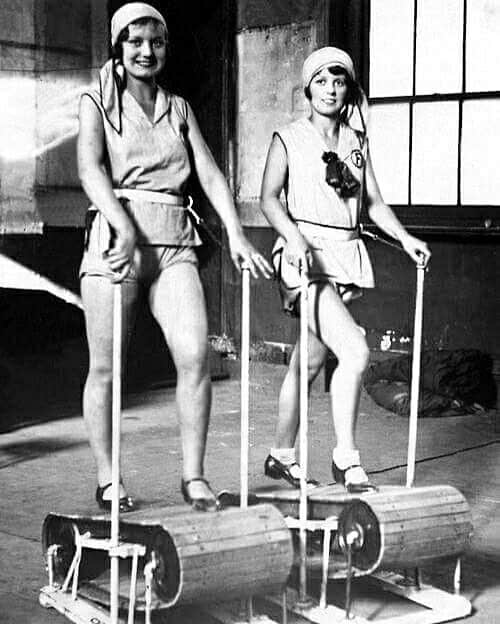 Hilarious Thrift Shop Workout Equipment You've got to Get!
