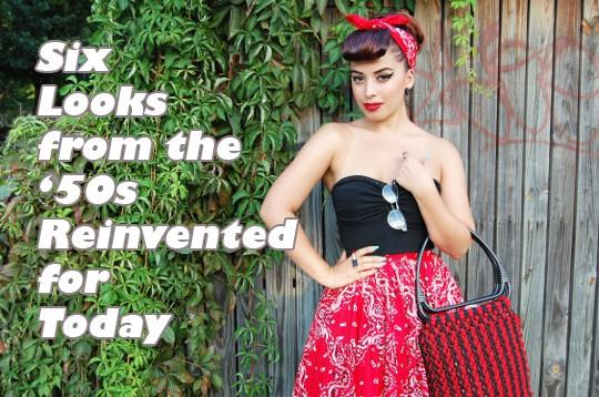 1950s Women S Fashion Style For 21st Century Women