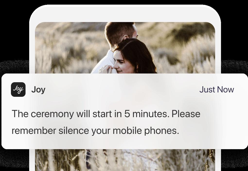 5 Ways a Wedding Website Makes Wedding Planning Easier