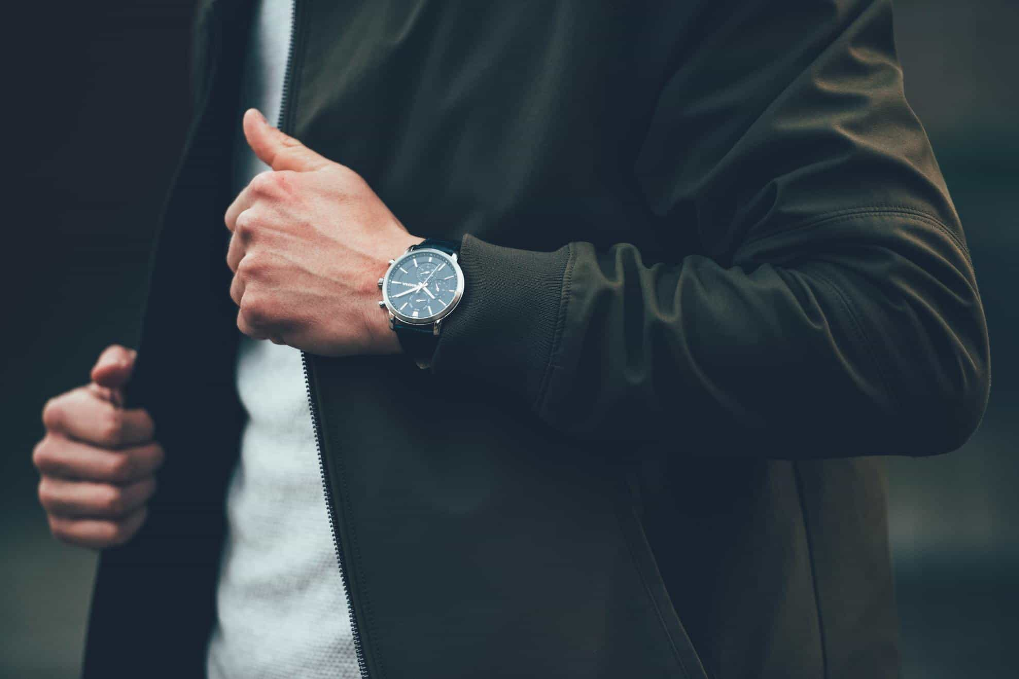 7 Things Every Man Should Have in His Wardrobe