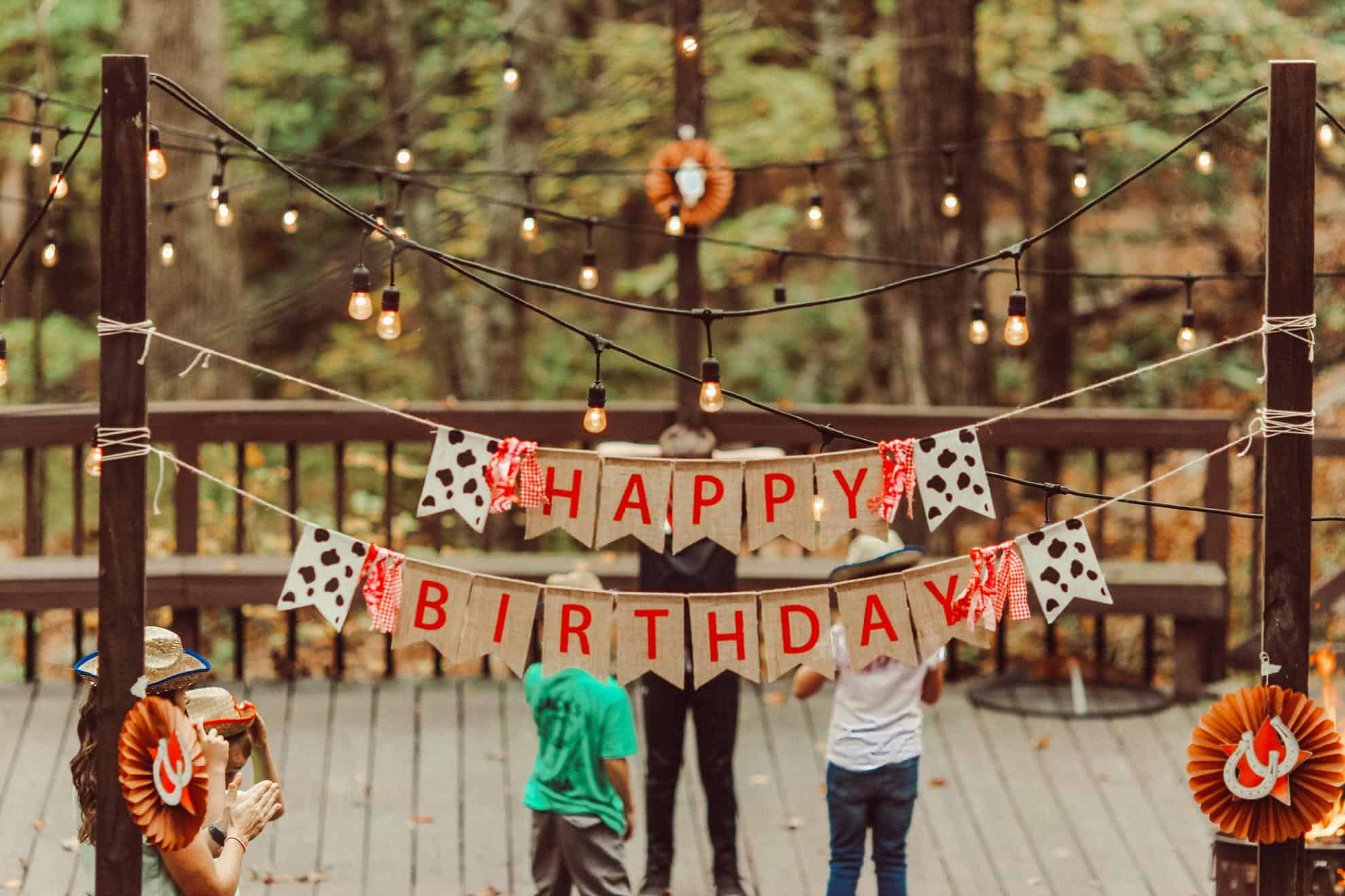 How To Have A Fun Birthday Party As An Adult