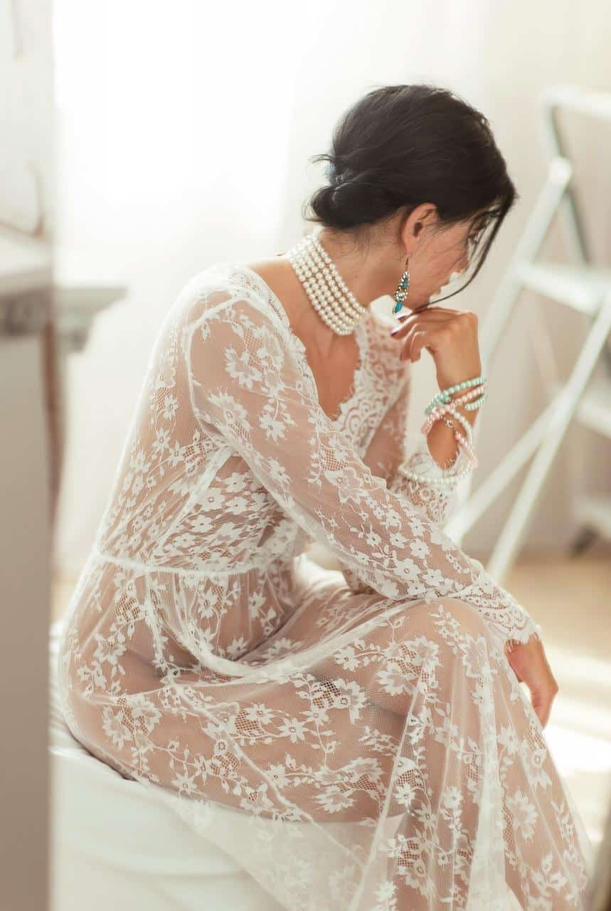 5 Ways to Refashion your Vintage Wedding Gown