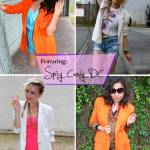 4 Ways to Wear '80s Vintage Blazers (and Show Some Leg!)
