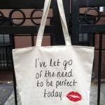 THE AFFIRMATION TOTE Available Now: Positivity by Your Side